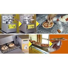 Оборудование для выпечки пиццы Frisby Pizza - Zanolli
